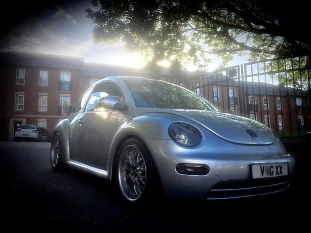 VW beetle 1.9TDI 2005 modified L@@K