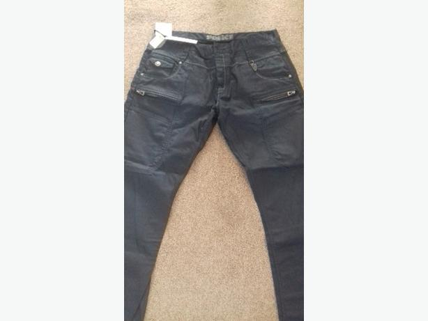 police jeans