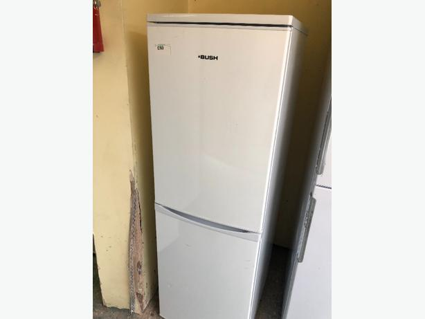 bush budget buy fridge freezer