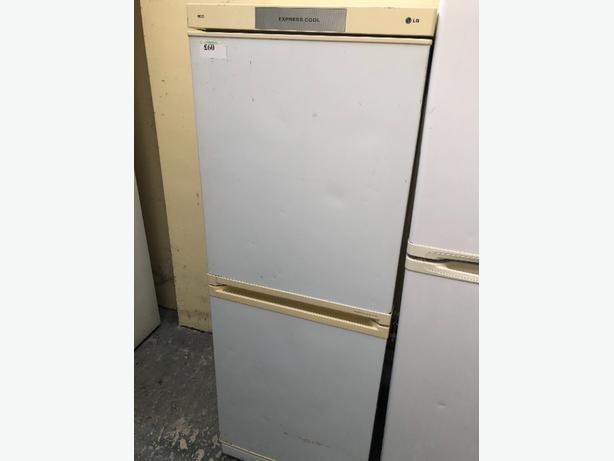 lg express cool fridge freezer