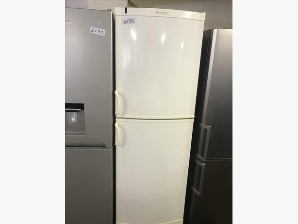 SCANDINOVA FRIDGE FREEZER