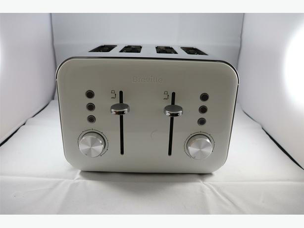 Bevllie 4 Slice Toaster