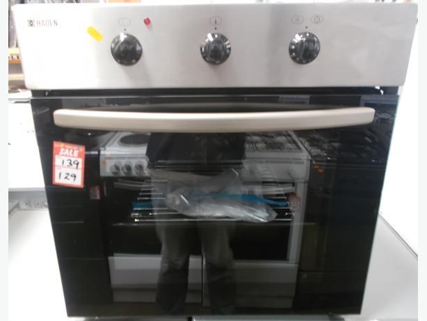 23E Haden HSB105X Built in Oven - £129
