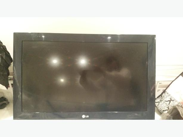 "LG. 32"" INCH TV WITH FREEVIEW CHANNELS"