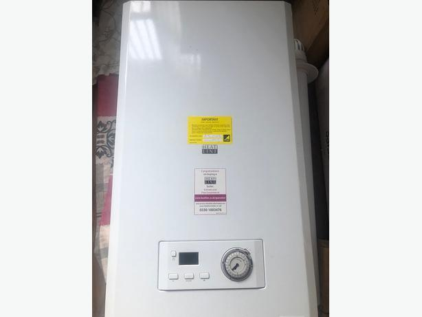 heat line central heating boiler only 6 mouths old in excellent working order