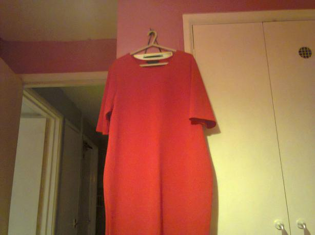 Red Womens Dress size 20