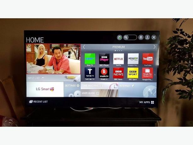 lg 4k ultra hd smart 55 inch led tv+built kin apps+wifi+remote+DELIVERY