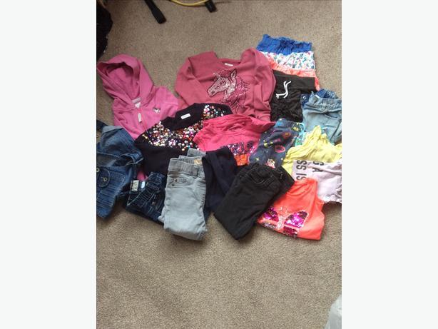 3-4 years large clothing bundle