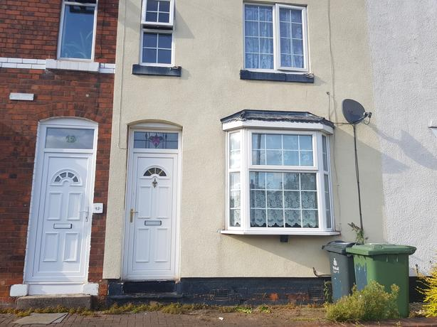 Willenhall 2 Bedroom house TO LET