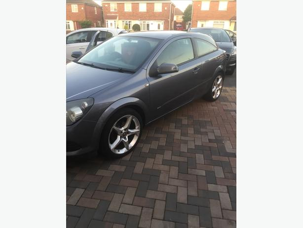 Vauxhall Astra coupe 2006 cat d simle fix or use as it is