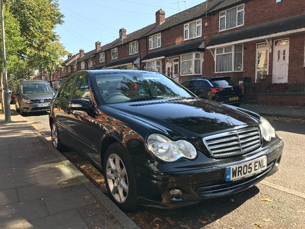 FOR TRADE: Mercedes c class 220 cdi 2005