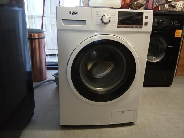 bush large 9kg washing machine