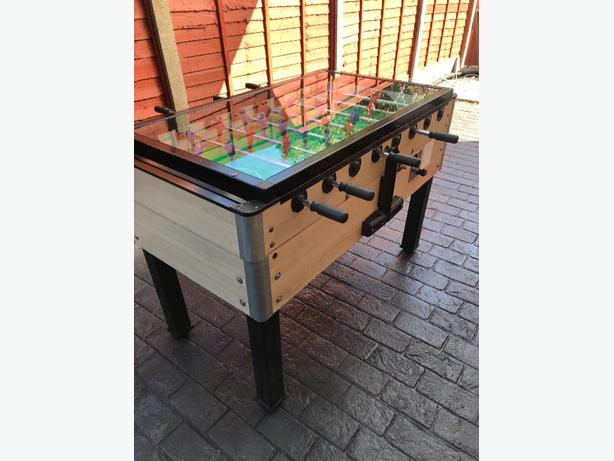 pub table football