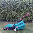 bosch rotak 34-13 lawnmower