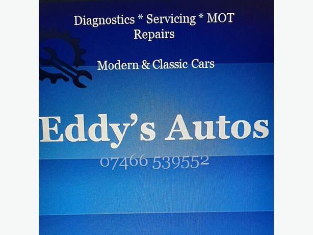 Mobile Mechanic, Garage services