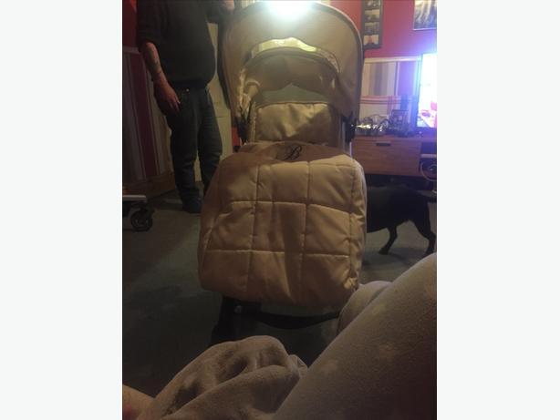 My babiie pushchair