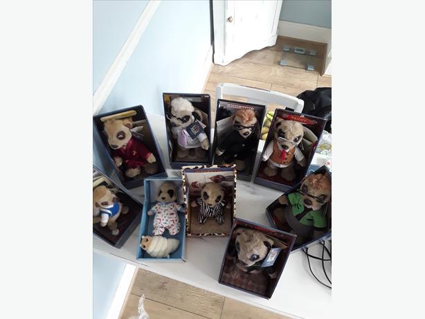 9 meerkat toys