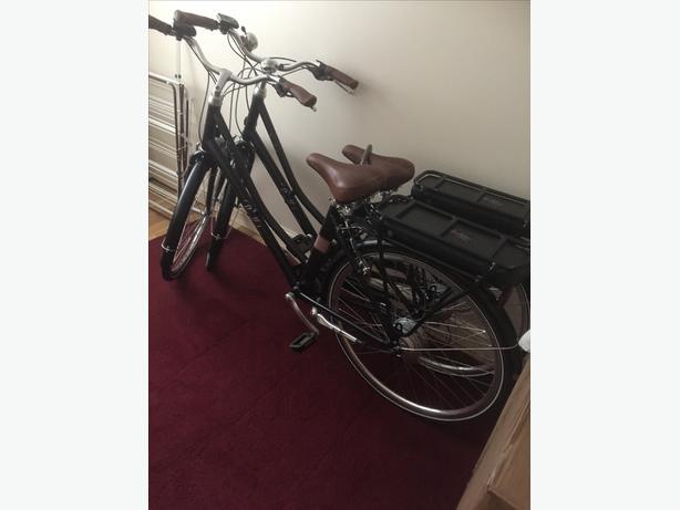 2 New Victoria Pendleton Electric Bikes