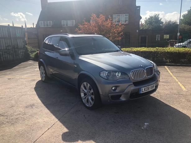 Bmw X5 3.0 Diesel M Sport 7 seater, Automatic, panoramic glass sunroof