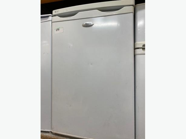 white whirlpool under counter fridge delivery available