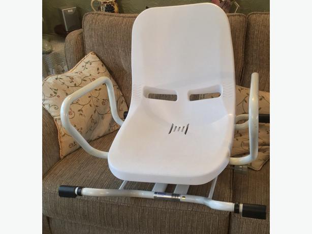 Disabled bath seat