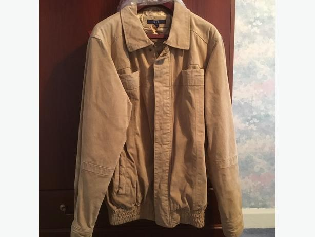 Man's Suede Jacket