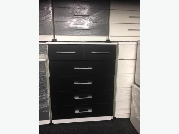 4+2 drawer chest