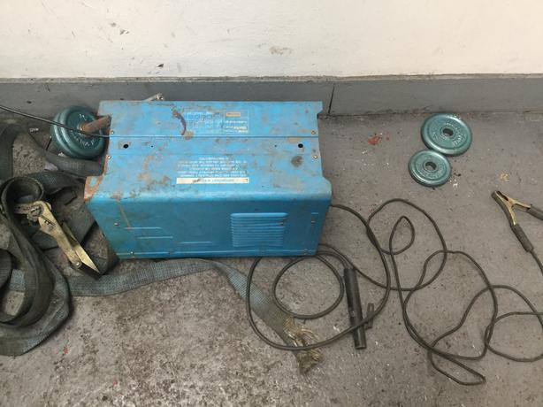 CLARKE PLASMA KING 25 ARC TIG MMA INVERTER WELDER READ ADVERT