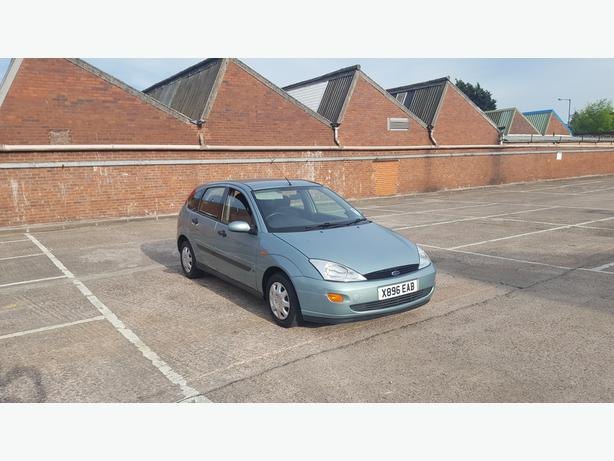 Automatic Focus 1.6, 5 door, long mot, drives very good, any checks welcome