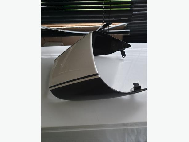 ducatti rear seat cover
