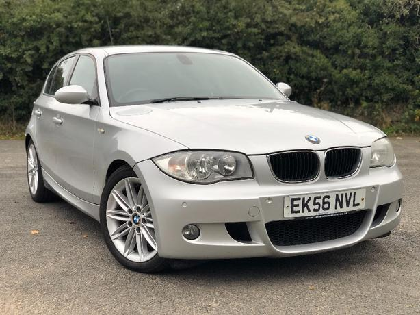 BMW 1 SERIES 120D M SPORT 5 DOOR 12M MOT 2 KEYS