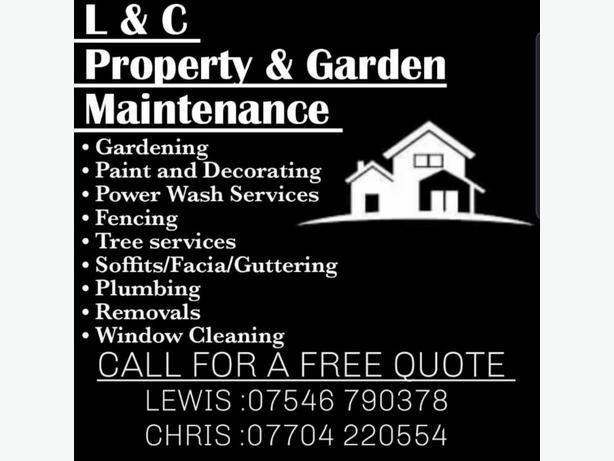 L&C Property & Garden Maintenance