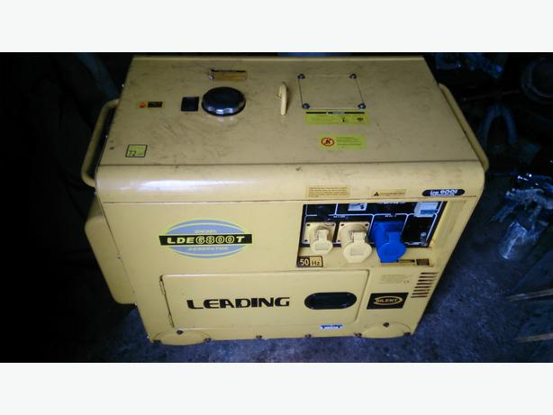 5kva diesel silent generator