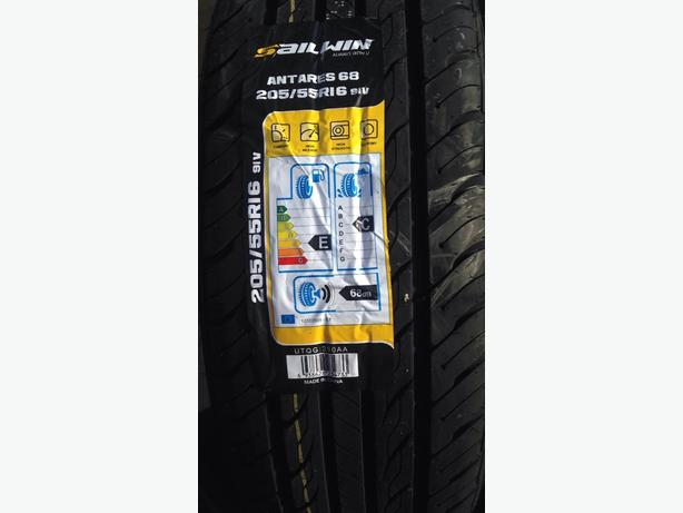 205 55 16 BRAND NEW BUDGET TYRES FITTED & BALANCED £30 bargain while stock lasts