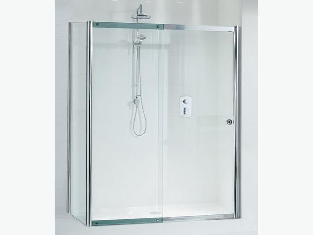 Shower Sliding Door & Side Panel