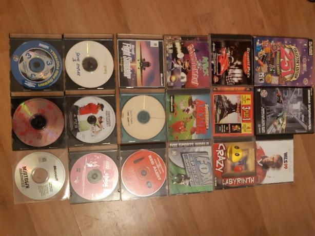 old pc games £3.50