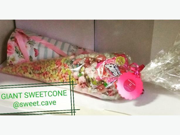 Giant Sweet Cone