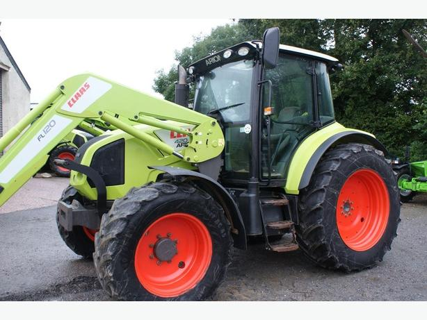 CLAAS ARION 420CIS TRACTOR FOR SALE