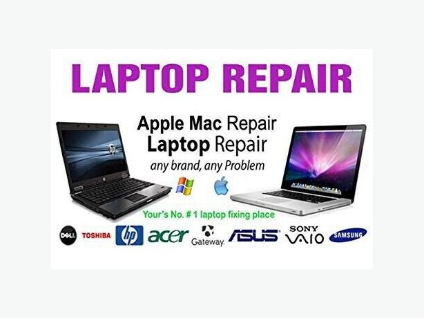 LAPTOP REPAIRS AND FULL TESTS