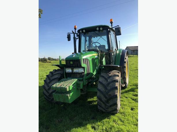 John Deere 6420S Tractor