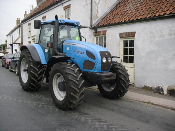 Landini Legend 140 Tractor