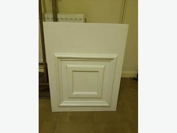 UPVC Double Glaze Door Panel Insert Can Deliver For £5 Locally