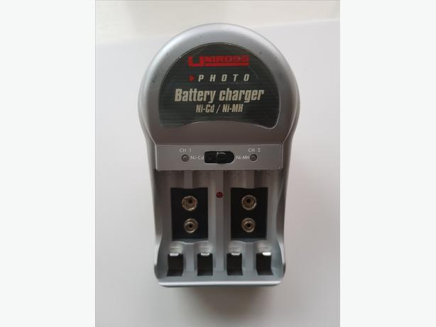 Battery Charger (for household batteries).
