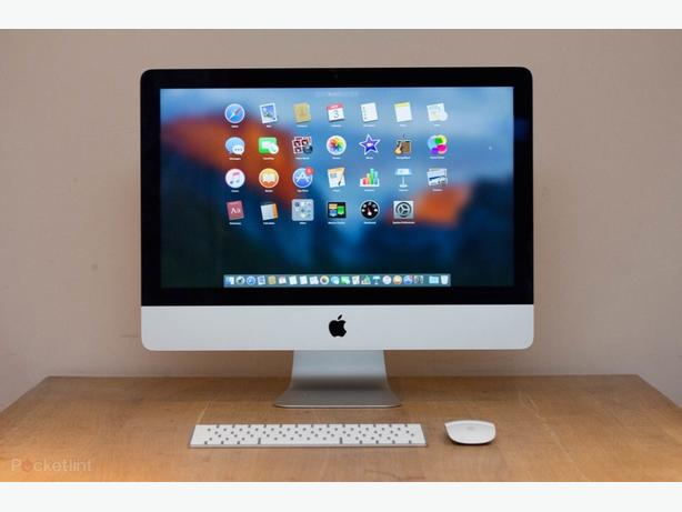 Gaming Apple iMac All in One PC HD Dolby Suround HD Graphic Boxed MS office