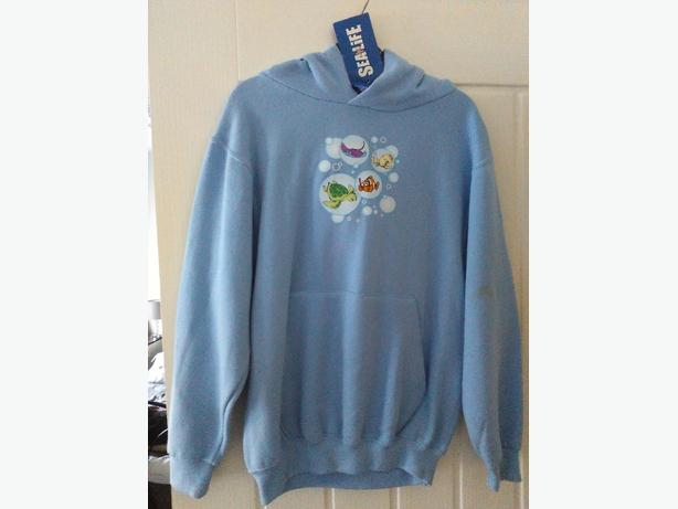 Sealife Centre hoodie. BNWT