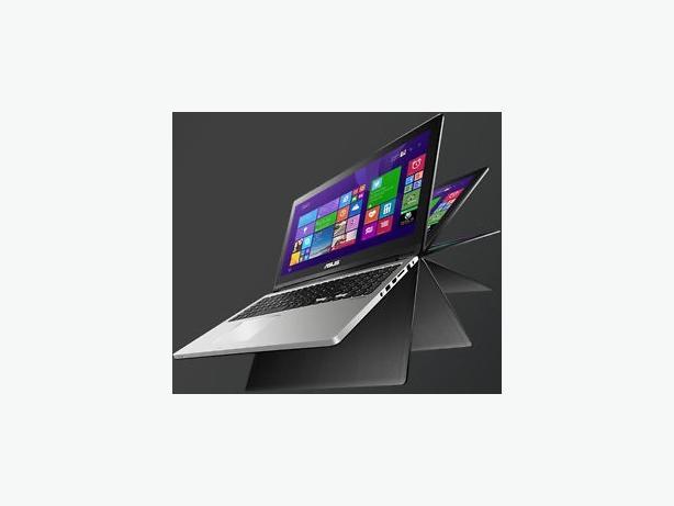 ASUS Transformer Book Flip Convertible Laptop intel i5 Touch Fast Ultra Slim HD