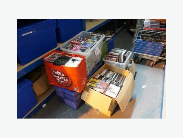 250 original dvds