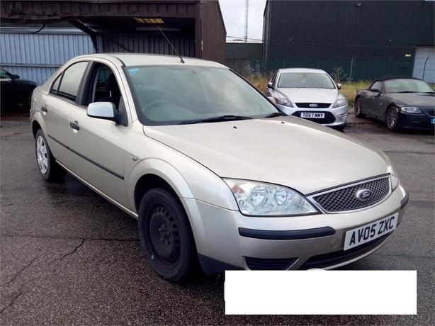 Ford Mondeo 1.8i LX hatch – PSH & long MOT !