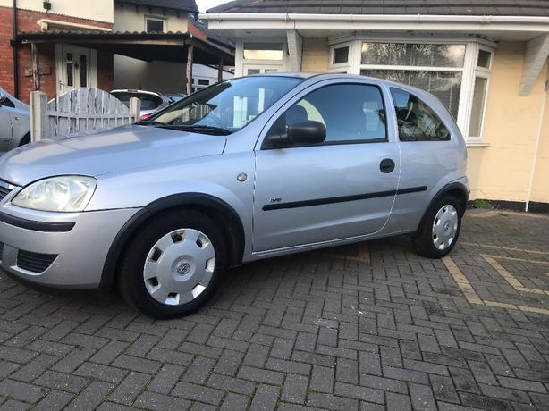 corsa 1.0 2005! only 53k! FSH! drives superb!
