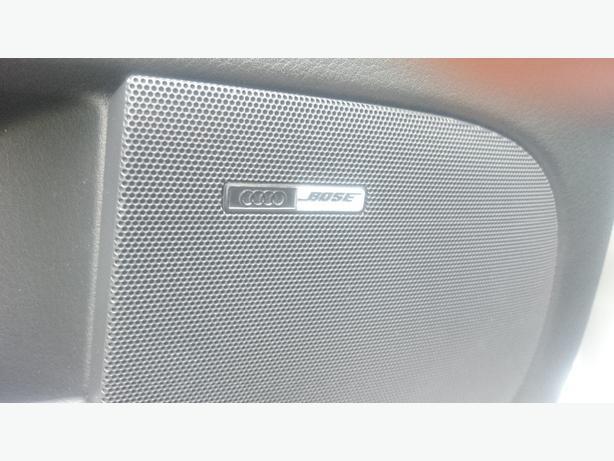 Bose in car speaker system.